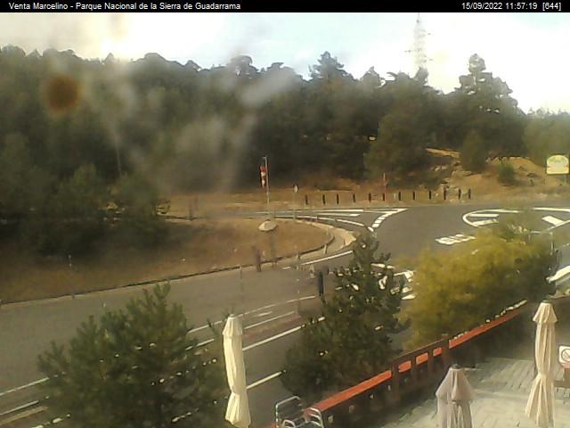 Webcam en Puerto de Cotos